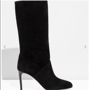 & Other Stories • Slouchy Suede Boot